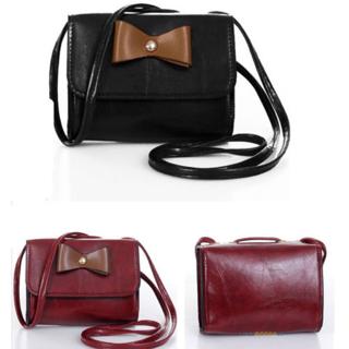 Mini Handbag Shoulder Bag Cross Bag With Bow