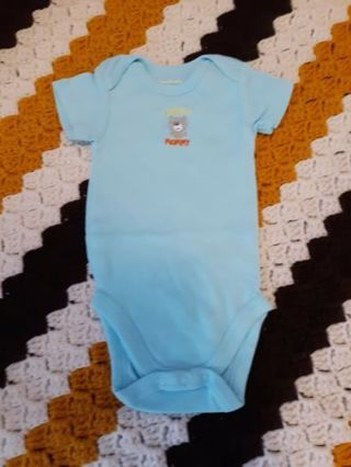 Garanimals i love my Mommy Onesie boys 0-3 Months