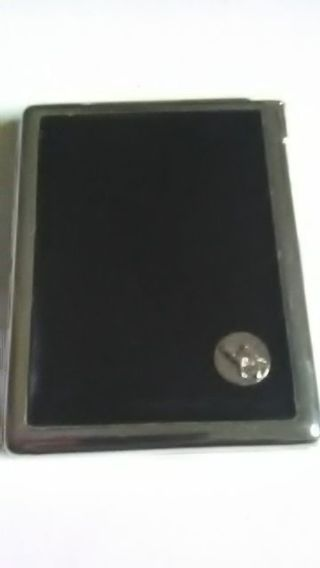 CAMEL CIGARETTE CASE WITH BUILT IN LIGHTER.( NEW OLD STOCK) FOR THE COLLECTOR