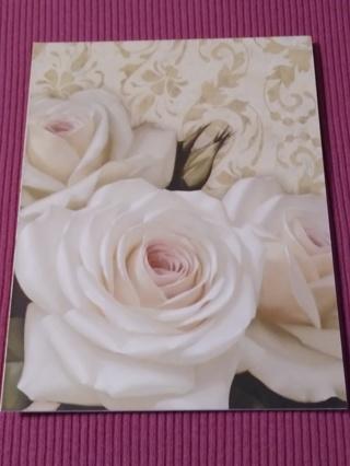 Rose Notecards
