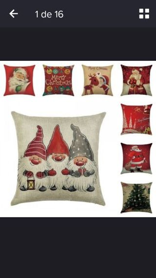 Pillow cover christmas