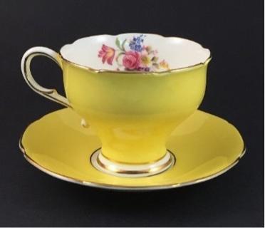 Vintage Paragon Tea Cup and Saucer