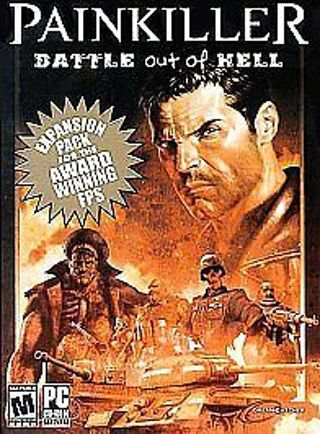 PC Computer Game - PainKiller: Battle Out Of Hell (Expansion Pack)
