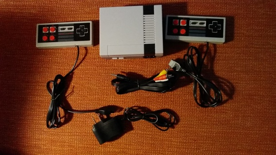 Game Console with 620 Games installed (New in Box)