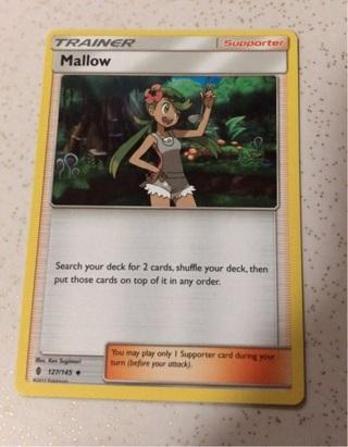 Pokémon Card Mallow