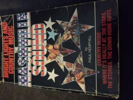 The Nashville sound by Paul hemphill