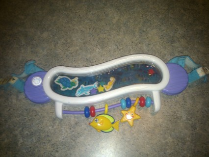 Baby Einstein Toy Bar Infant Car Seat Used