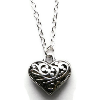 Free: Inspired Vampire Diaries Caroline Forbes Heart Necklace