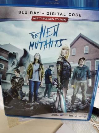 THE NEW MUTANTS  ((2020 RELEASE )) BASED ON MARVEL COMICS