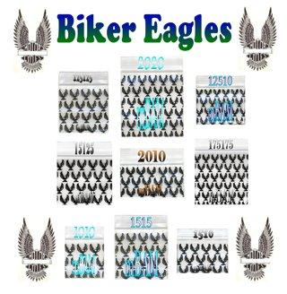 100 HARLEY EAGLES LOT APPLE ZIPLOCK BAGGIES