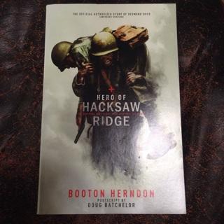 Free: PAPERBACK BOOK⭐️HERO OF HACKSAW RIDGE⭐️OFFICIAL ...