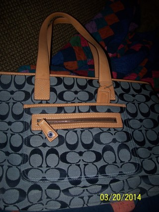 Authentic Coach Bag Free Shipping
