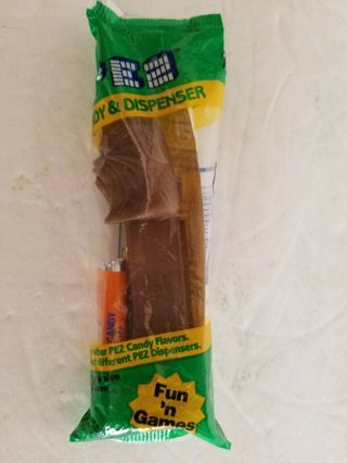 Chewbacca Pez Green 1997 NEW In Package