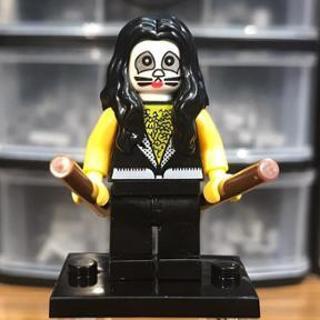 New Eric Singer Minifigure Building Toy Custom Lego