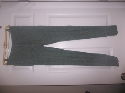 Ladies slim jogger pants, size XS