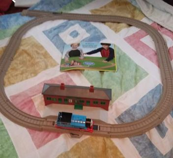 Thomas And The Station House Set