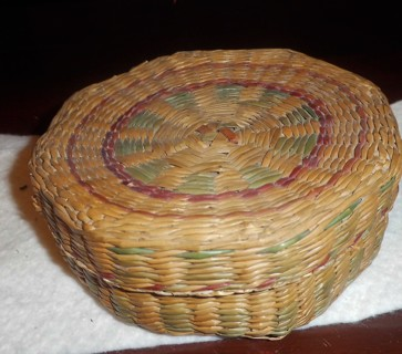Another Antique Basket