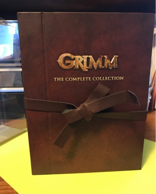Grimm The complete Collection Season 1 through Season 6