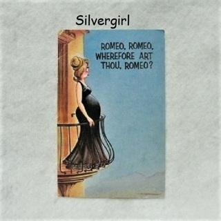 Free: Romeo Romeo Wherefore Art Thou, Romeo Vintage