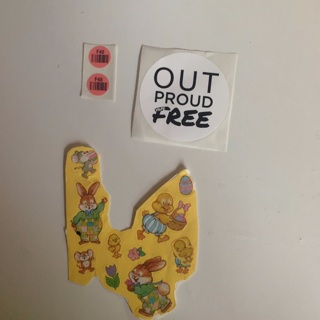 Lot of stickers #8