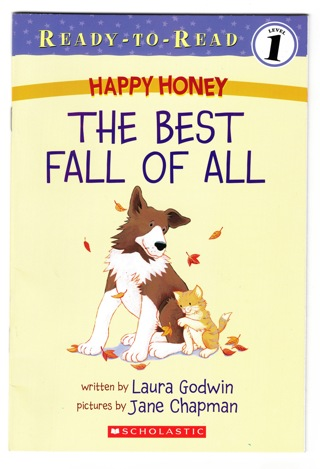 THE BEST FALL OF ALL: READY-TO-READ,LEVEL 1 (HAPPY HONEY, NO. 3)(PAPERBACK)! FREE SHIPPING!