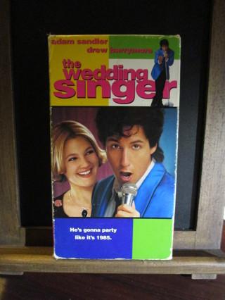 The Wedding Singer - VHS