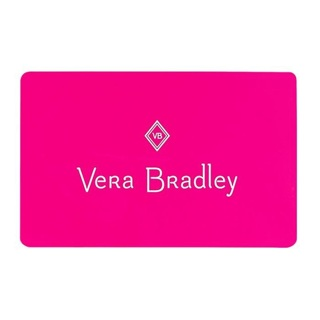 $50 Vera Bradley eGift Card ---INSTANT DELIVERY---