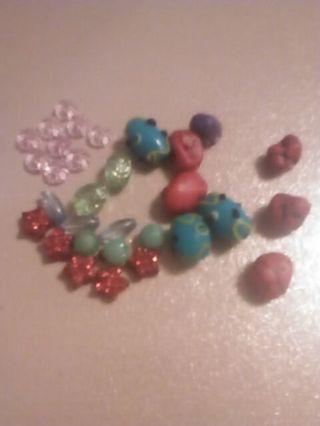 Smal bead destash