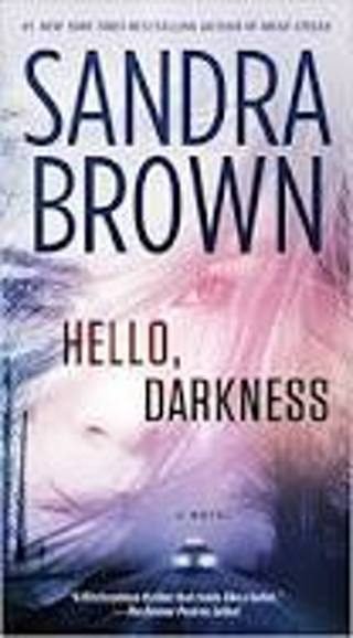 Hello, Darkness by Sandra Brown (PB/VGC)