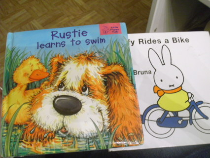 2 Young Childrens/baby books