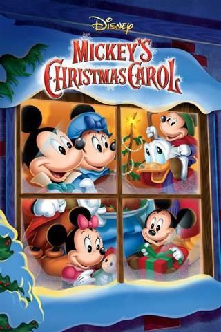 Mickey's Christmas Carol DMA/ (HD) Movies Anywhere