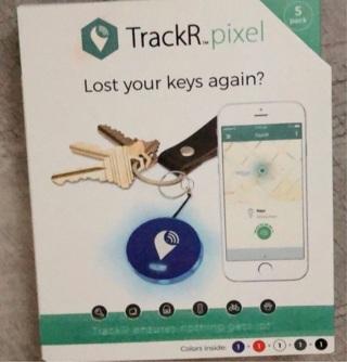 TrackR pixel key finder