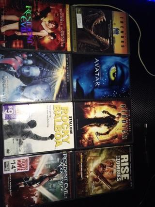 Pick a movie auction l@@k
