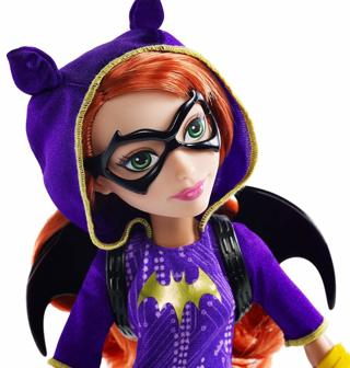 "1 NEW DC Super Hero Girls Batgirl 12"" Action Doll FREE SHIPPING"