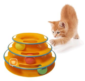 Brand New Interactive Cat Toy