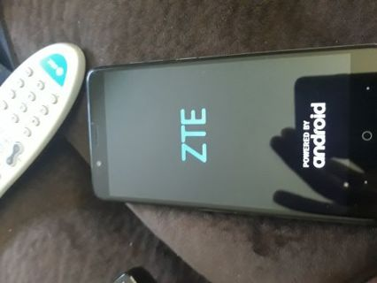 ZTE BLADE cell phone from Metro PCS