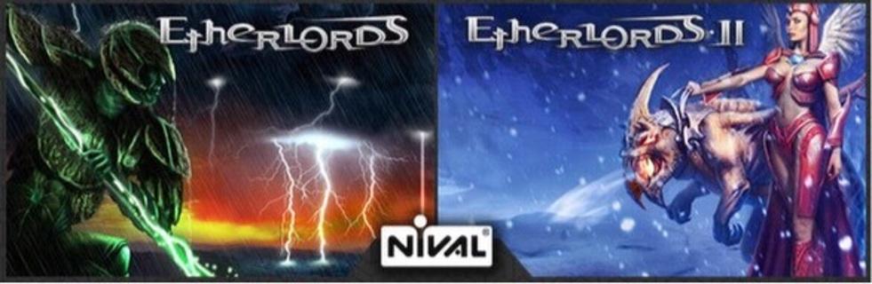 Etherlords I & II Steam Key Bundle