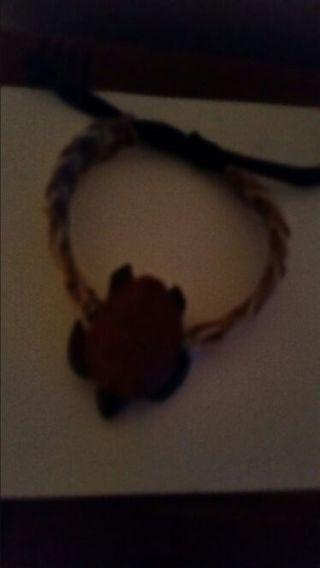 Turtle Lovers!! Adjustable bracelet