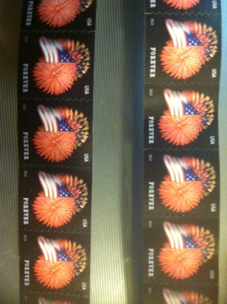 ***20 USPS NEW AND UNUSED FOREVER STAMPS**