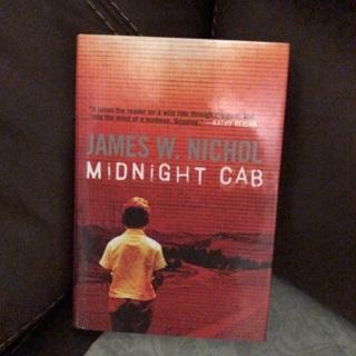 Hardcover—Midnight Cab by James W. Nichol