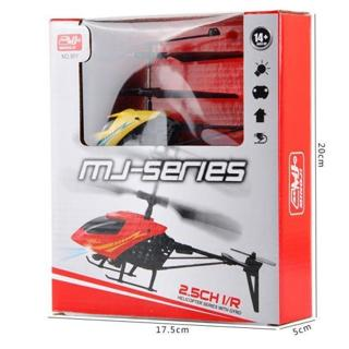 Mini 2.5CH Remote Control Helicopter with LED Light 2.4GH