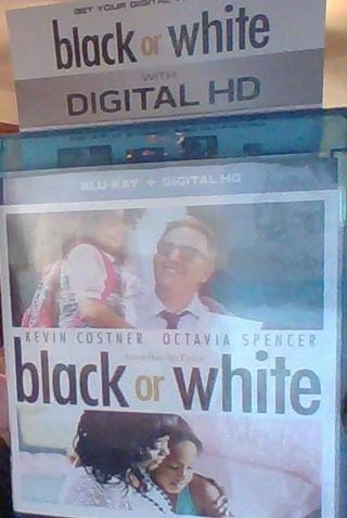 BLACK OR WHITE DIGITAL HD