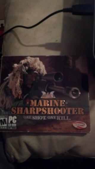 Marine Sharpshooter PC