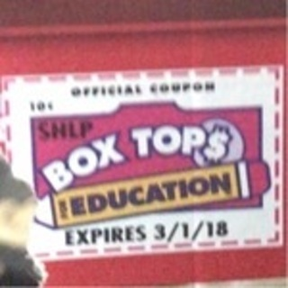 10 box tops for education