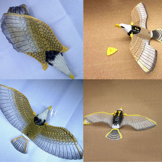 Electric Eagles With Sound And Light Can Fly Electronic Toys Birthday Gifts HV