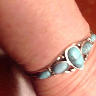 Turquoise Fashion Bracelet.