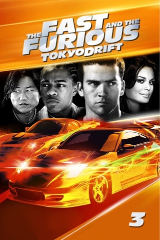 The Fast and the furious:Tokyo Drift digital copy
