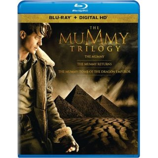 The Mummy Trilogy InstaWatch
