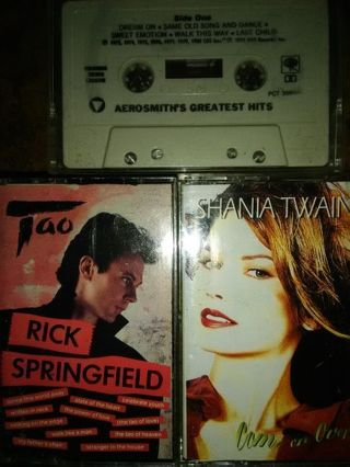 Awesome music on classic tapes