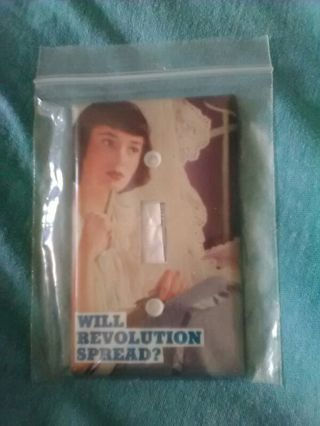 New Original Unused Light Switch Outlet Cover